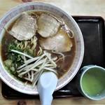 明月 - 味噌ラーメン 600円