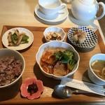 カフェ ゆとりの空間 - 栗原さんちの お昼ごはん