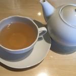 カフェ ゆとりの空間 - 追加の紅茶