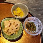 日本酒と創作懐石 恵比寿ちょこっと - 鹿カレーランチ1,000円