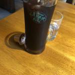 モンテローザ - 定食付のアイスコーヒー
