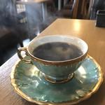 モンシェル トン トン - で、本格ブレンドコーヒーなんですから!(2019.4.26)