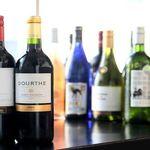 キリンビアホール 麦 - ワイン