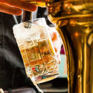 【半額ハッピーアワー】ドリンク全品半額!生ビール240円!