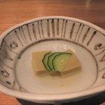 hitsumabushiwashokubinchou - カニ味噌豆腐