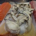御用鮨 - ビッグ牡蠣