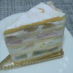 メルシーモンシェール - ミルクレープ453円