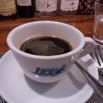リストランテ ラ チャウ - コーヒー