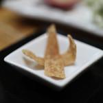 蕎麦正 まつい - 蕎麦煎餅☆