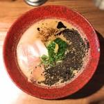 Chuukasobashigi - 胡麻ラーメン