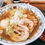 丸山中華蕎麦店 - 料理写真: