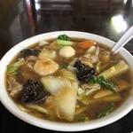 みつば - 料理写真:Dランチ 広東麺