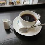 Cafeきょうぶんかん - きょうぶんかんブレンド セットで580円→540円