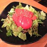 大地 - トマトサラダ