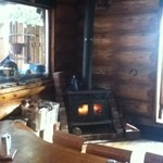 だいこくや - 暖炉