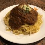 でゅえっと - ミートスパゲティ