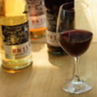 ワインもオーガニック。ハッピーアワーはグラスワイン500円!