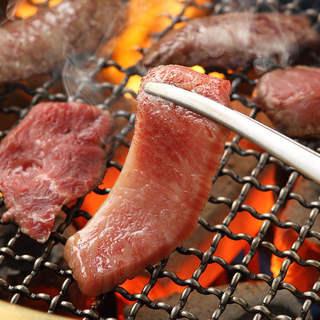 【肉問屋直営】高級和牛焼肉食べ放題!
