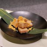 ドンブリオ - 豆乳わらび餅(400円)