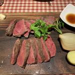 肉バル Brut - 赤み二種類