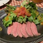 肉バル Brut - 鴨肉