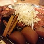 銀座 魚ばか - 料理写真:煮付け