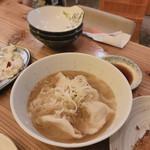 らう次郎 - 水餃子