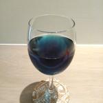 106486380 - GIK BLUE WINE