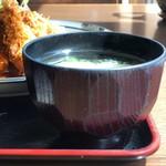 とん兵衛 - 味噌汁