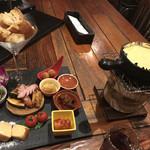 チーズ&フルーツバル espace -