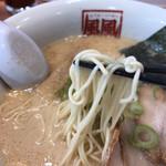 風風ラーメン - 麺リフト〜