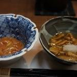 新田 - さてと、日本酒を飲む準備運動開始☆