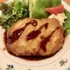 びすとろ 風露 - 料理写真:豚ロースミルフィーユ焼きカツ