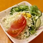 びすとろ 風露 - サラダ