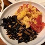 春秋ユラリ - 副菜