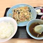 106496739 - 190423火 神奈川 食事処とんぼ 中華日替わり770円