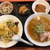 Toutenkou - 料理写真:東天紅セット(東天飯)