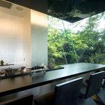 ル ミュゼ ドゥ アッシュ KANAZAWA - 茶室