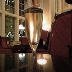 ドリーマーズ・ラウンジ - (2011/12月)「クリスマス・イブニングセット」スパークリングワイン