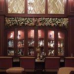 ドリーマーズ・ラウンジ - (2011/12月)バーコーナーらしき席アップ写真