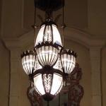 ドリーマーズ・ラウンジ - (2011/12月)見事な照明器具