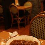 カレー料理の店 白川 - 豚角煮カレー