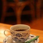 カレー料理の店 白川 - ホットコーヒー