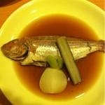 えびでん - イトヨリ鯛の煮付け
