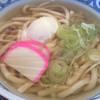味しるべ 駅逓 - 料理写真:うどん温玉付き680円