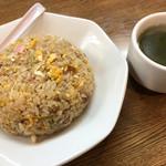 106502055 - ジャンボ餃子天神(チャーハン)