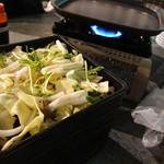 横浜モアーズ 食べ放題BBQビアガーデン -