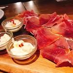 Italian Kitchen VANSAN - お通し