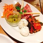 Italian Kitchen VANSAN - 前菜盛り合わせ