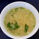 中国料理 上海 - スープ